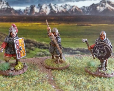 jomsvikings miniatures