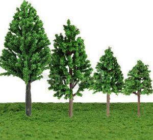trees modelling