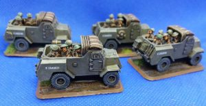 canadian armored trucks - flames of war
