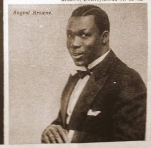 august o browne photo