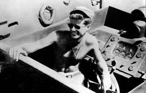 captain john kennedy patrol boat