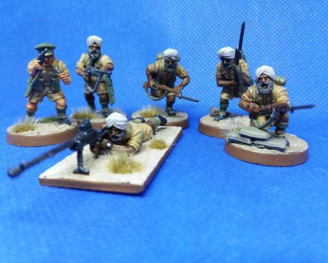 sikhs bolt action